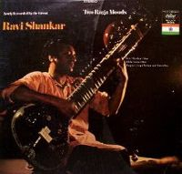 Cover Ravi Shankar - Two Rāga Moods