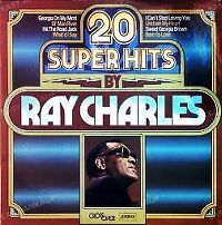 Cover Ray Charles - 20 Superhits