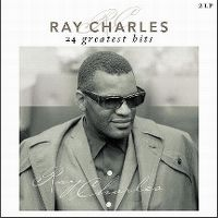 Cover Ray Charles - 24 Greatest Hits