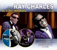 Cover Ray Charles - 46 titres originaux