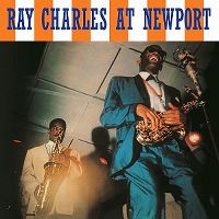 Cover Ray Charles - At Newport