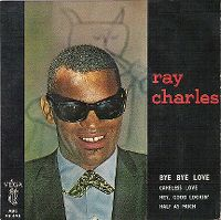 Cover Ray Charles - Bye Bye Love