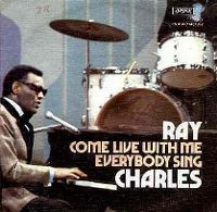 Cover Ray Charles - Come Live With Me
