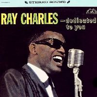 Cover Ray Charles - Dedicated To You
