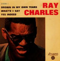 Cover Ray Charles - Drown In My Own Tears