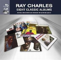 Cover Ray Charles - Eight Classic Albums