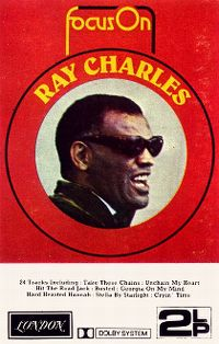 Cover Ray Charles - Focus On