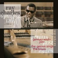 Cover Ray Charles - Genius + Soul = Jazz / The Genius Sings The Blues