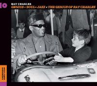 Cover Ray Charles - Genius + Soul = Jazz + The Genius Of Ray Charles