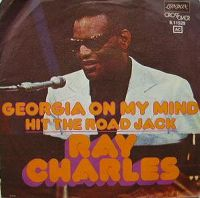 Cover Ray Charles - Georgia On My Mind