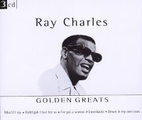 Cover Ray Charles - Golden Greats