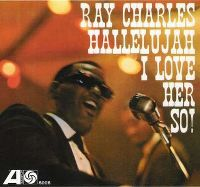 Cover Ray Charles - Hallelujah I Love Her So!