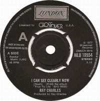 Cover Ray Charles - I Can See Clearly Now