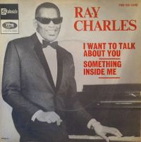 Cover Ray Charles - I Want To Talk About You