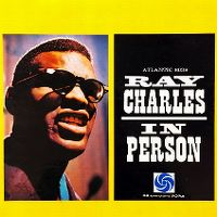 Cover Ray Charles - In Person