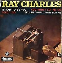 Cover Ray Charles - It Had To Be You