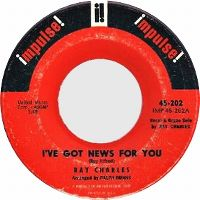 Cover Ray Charles - I've Got News For You