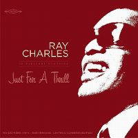 Cover Ray Charles - Just For A Thrill - 15 Timeless Classics