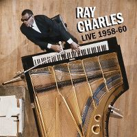 Cover Ray Charles - Live 1958-60