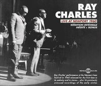 Cover Ray Charles - Live At Newport 1960