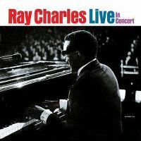 Cover Ray Charles - Live In Concert