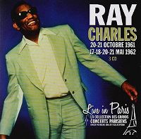Cover Ray Charles - Live In Paris