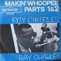 Cover Ray Charles - Makin' Whoopee