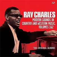 Cover Ray Charles - Modern Sounds In Country And Western Music, Volumes 1&2
