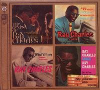 Cover Ray Charles - Music Ages: Jazz - Ray Charles, Volume 2