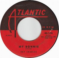 Cover Ray Charles - My Bonnie