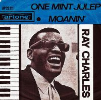 Cover Ray Charles - One Mint Julep