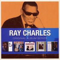 Cover Ray Charles - Original Album Series