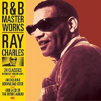 Cover Ray Charles - R&B Master Works