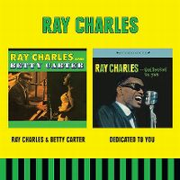 Cover Ray Charles - Ray Charles & Betty Carter / Dedicated To You