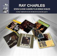 Cover Ray Charles - Seven Classic Albums Plus Bonus Singles