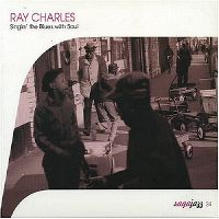 Cover Ray Charles - Singin' The Blues With Soul