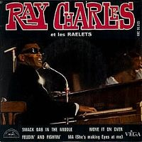 Cover Ray Charles - Smack Dab In The Middle