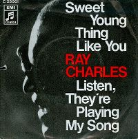Cover Ray Charles - Sweet Young Thing Like You
