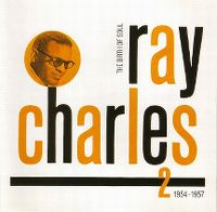Cover Ray Charles - The Birth Of Soul 2