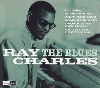 Cover Ray Charles - The Blues
