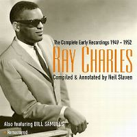 Cover Ray Charles - The Complete Early Recordings 1949-1952