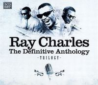 Cover Ray Charles - The Definitive Anthology - Trilogy