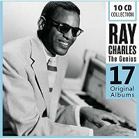 Cover Ray Charles - The Genius - 17 Original Albums