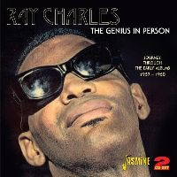 Cover Ray Charles - The Genius In Person