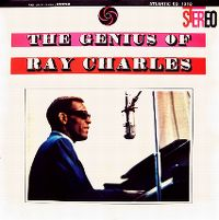 Cover Ray Charles - The Genius Of Ray Charles