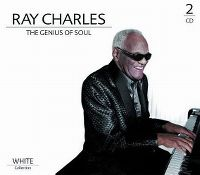 Cover Ray Charles - The Genius Of Soul - White Collection