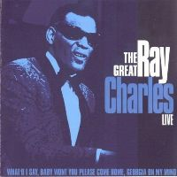 Cover Ray Charles - The Great Ray Charles Live