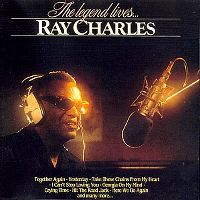 Cover Ray Charles - The Legend Lives...