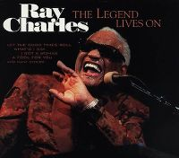 Cover Ray Charles - The Legend Lives On