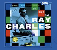 Cover Ray Charles - The Right Time